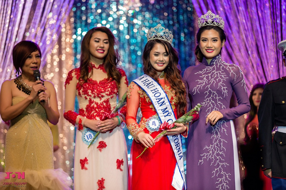 Miss Vietnam California 2016 - Pageant Day - Image 152