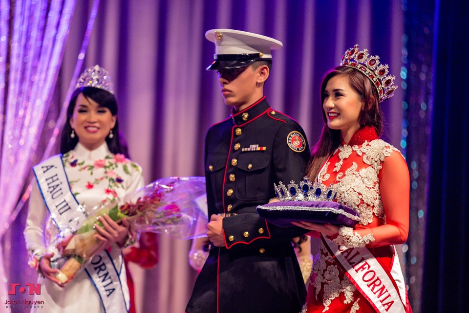 Miss Vietnam California 2016 - Pageant Day - Image 154
