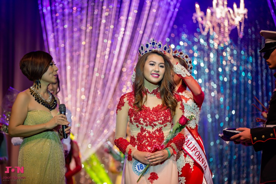 Miss Vietnam California 2016 - Pageant Day - Image 155