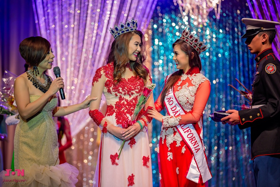 Miss Vietnam California 2016 - Pageant Day - Image 157