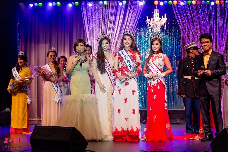 Miss Vietnam California 2016 - Pageant Day - Image 159