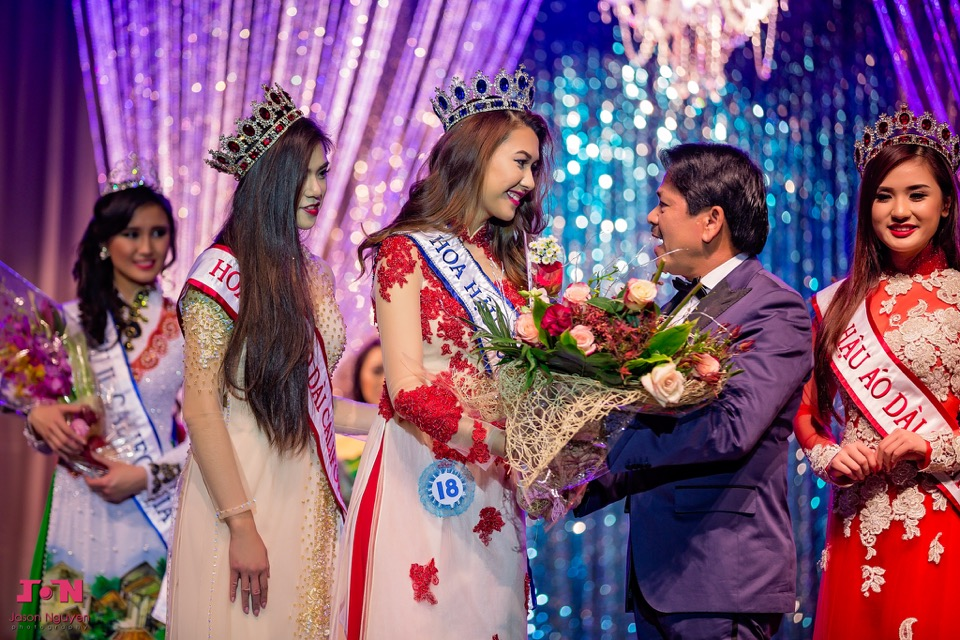 Miss Vietnam California 2016 - Pageant Day - Image 160