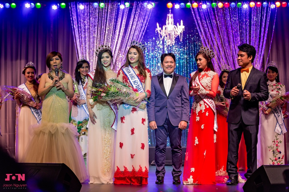 Miss Vietnam California 2016 - Pageant Day - Image 161