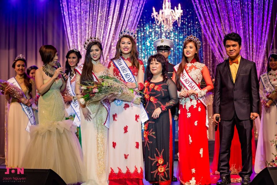 Miss Vietnam California 2016 - Pageant Day - Image 163