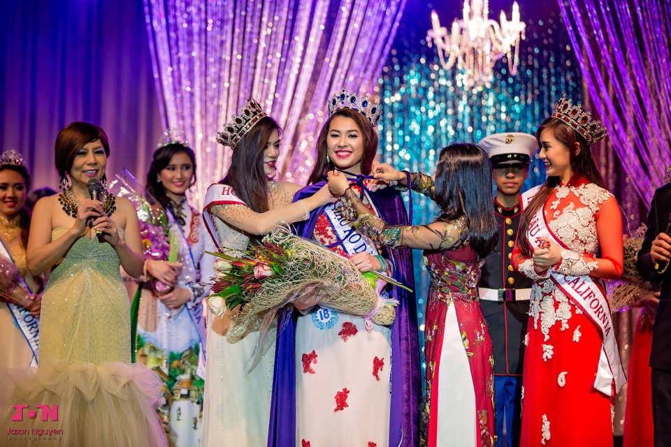 Miss Vietnam California 2016 - Pageant Day - Image 164