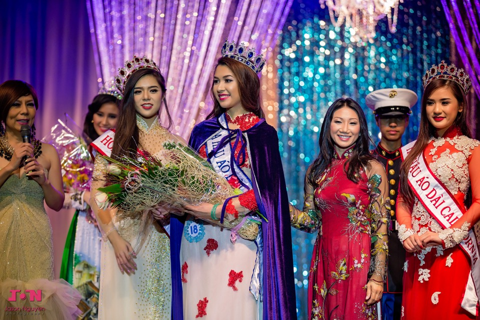Miss Vietnam California 2016 - Pageant Day - Image 165