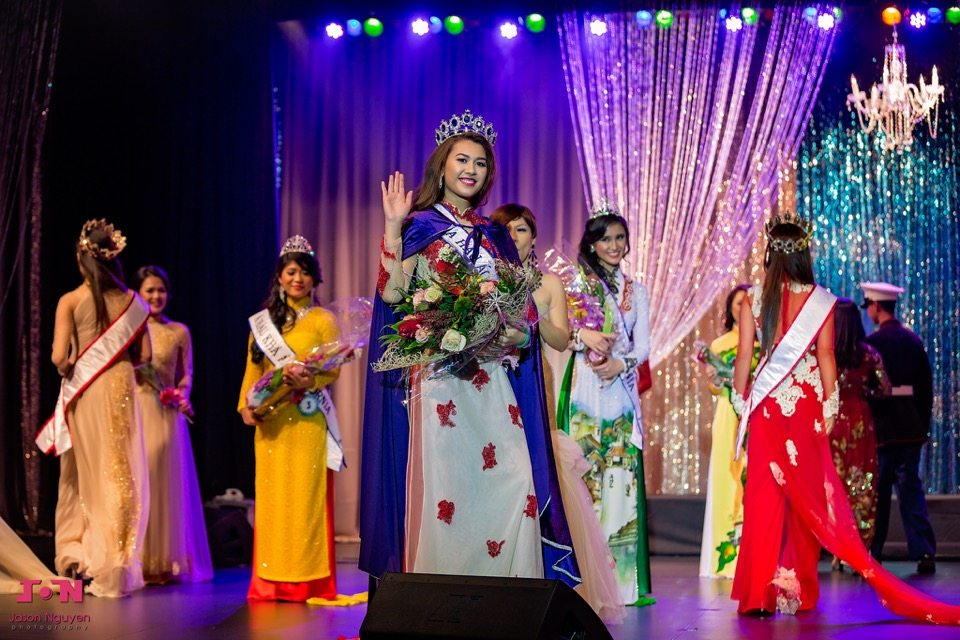 Miss Vietnam California 2016 - Pageant Day - Image 166