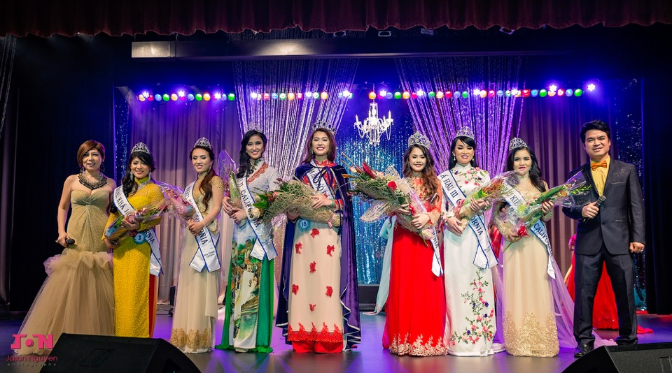 Miss Vietnam California 2016 - Pageant Day - Image 167
