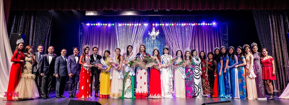 Miss Vietnam California 2016 - Pageant Day - Image 169