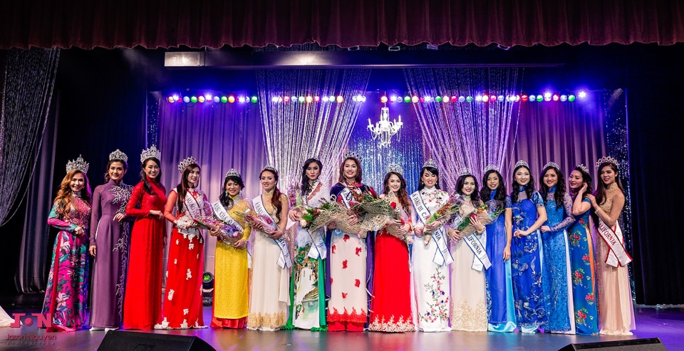 Miss Vietnam California 2016 - Pageant Day - Image 170