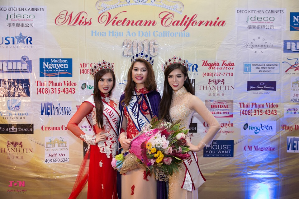 Miss Vietnam California 2016 - Pageant Day - Image 175