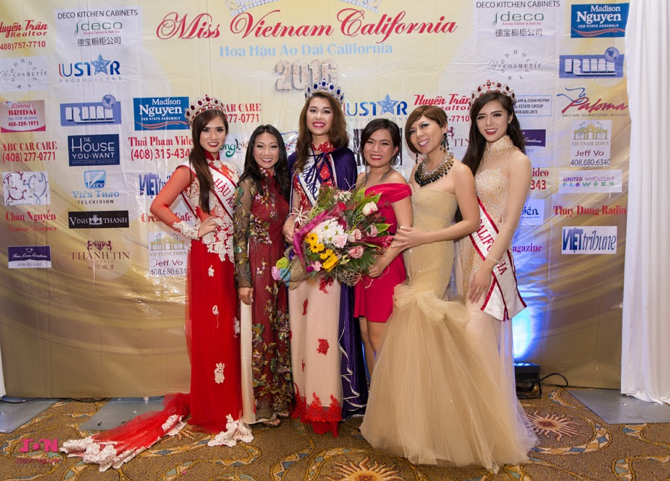 Miss Vietnam California 2016 - Pageant Day - Image 176