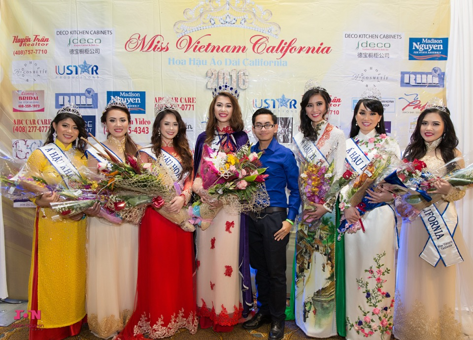 Miss Vietnam California 2016 - Pageant Day - Image 178