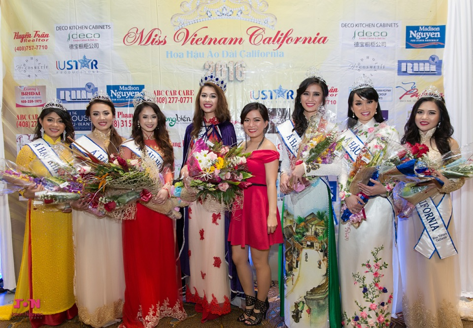Miss Vietnam California 2016 - Pageant Day - Image 179