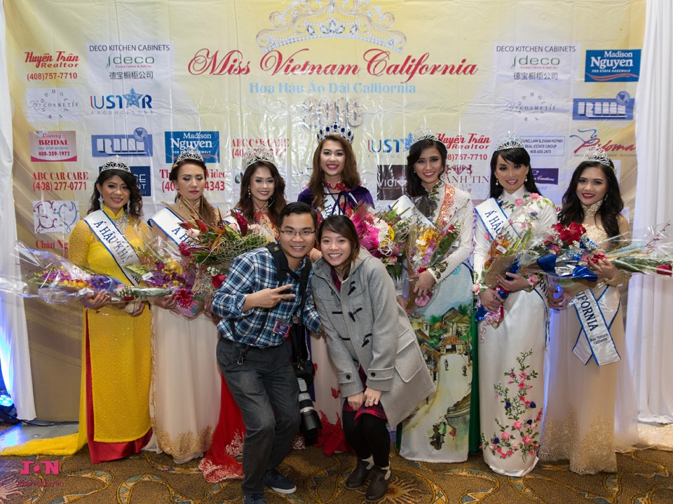 Miss Vietnam California 2016 - Pageant Day - Image 180