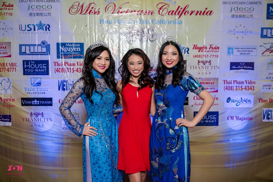 Miss Vietnam California 2016 - Pageant Day - Image 182
