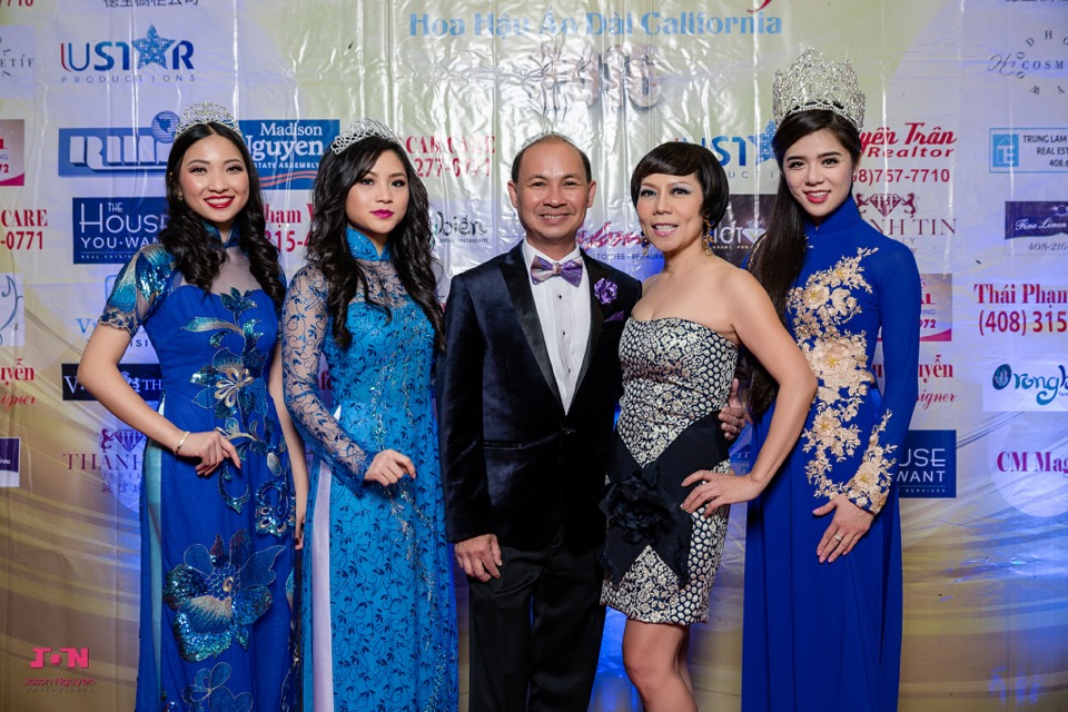 Miss Vietnam California 2016 - Pageant Day - Image 183