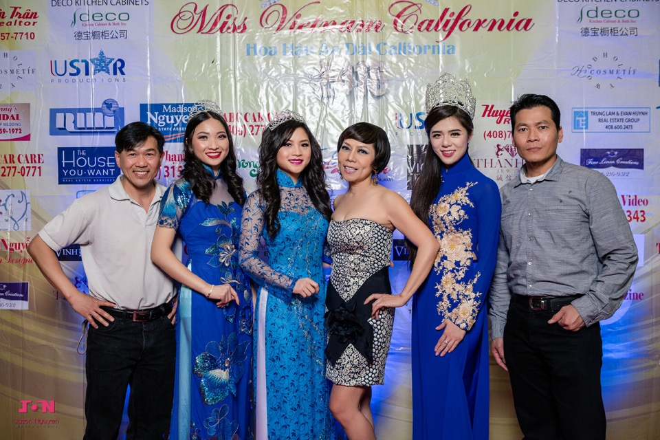 Miss Vietnam California 2016 - Pageant Day - Image 184
