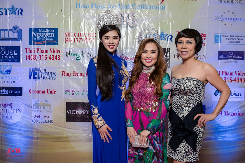 Miss Vietnam California 2016 - Pageant Day - Image 185