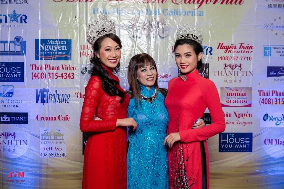 Miss Vietnam California 2016 - Pageant Day - Image 188