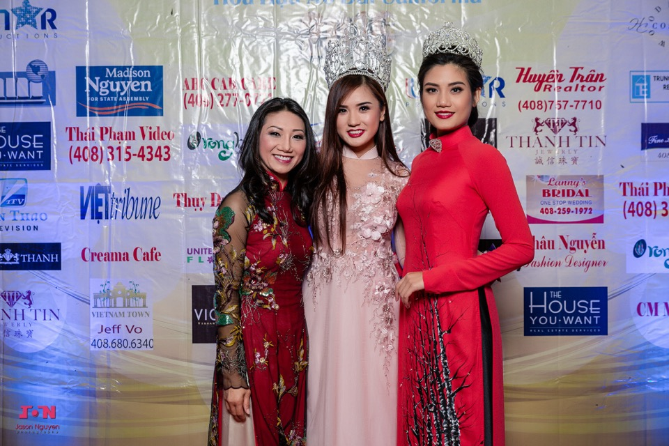 Miss Vietnam California 2016 - Pageant Day - Image 189