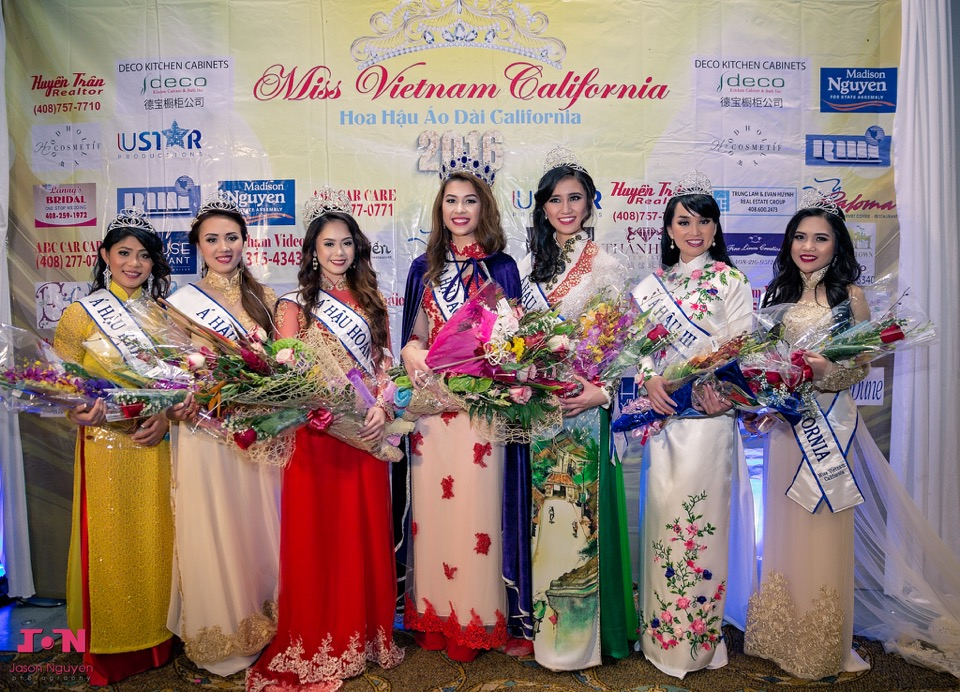 Miss Vietnam California 2016 - Pageant Day - Image 190