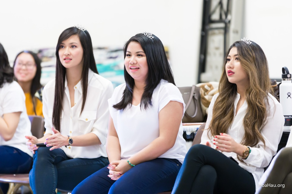 Miss Vietnam California 2018 Practice on 01/06/18 - Image 112
