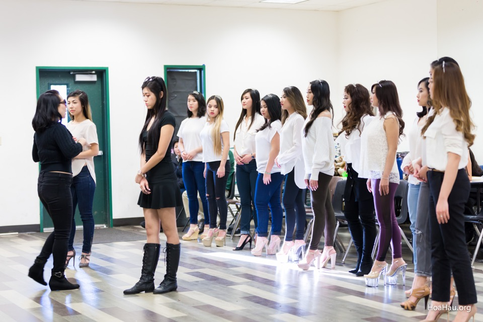 Miss Vietnam California 2018 Practice on 01/06/18 - Image 115