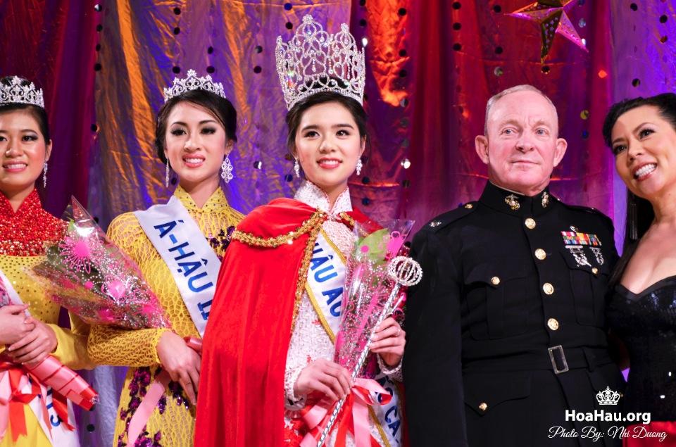 Hoa Hau Ao Dai Bac Cali 2013 - Image 040