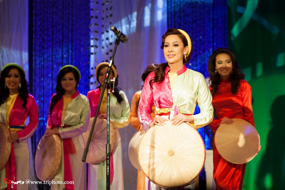 Miss Vietnam of Northern California 2012 Pageant - Hoa Hau Ao Dai Bac Cali 2012 - Image 013