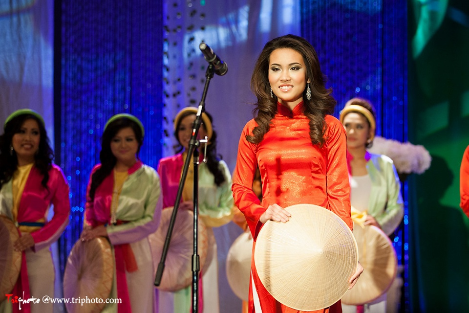 Miss Vietnam of Northern California 2012 Pageant - Hoa Hau Ao Dai Bac Cali 2012 - Image 014