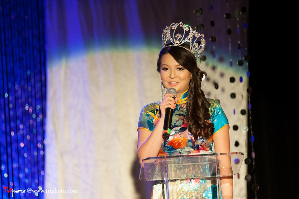 Miss Vietnam of Northern California 2012 Pageant - Hoa Hau Ao Dai Bac Cali 2012 - Image 018