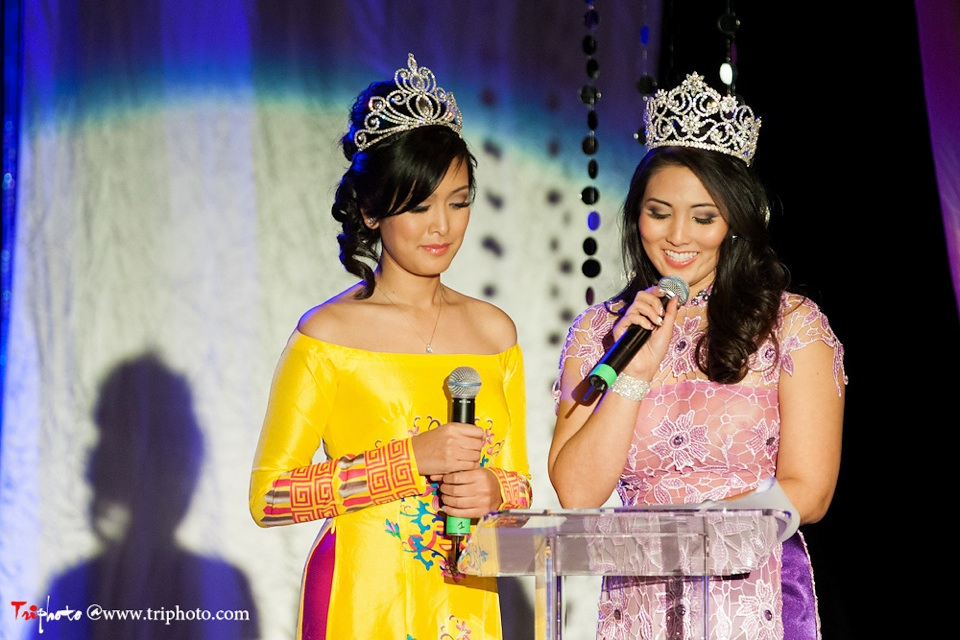 Miss Vietnam of Northern California 2012 Pageant - Hoa Hau Ao Dai Bac Cali 2012 - Image 019