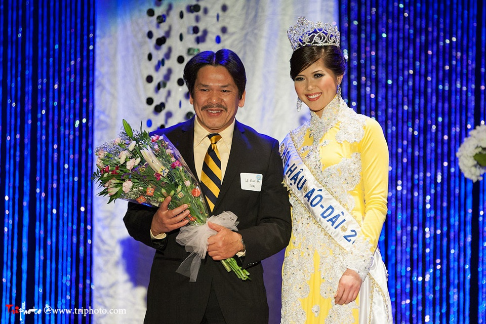 Miss Vietnam of Northern California 2012 Pageant - Hoa Hau Ao Dai Bac Cali 2012 - Image 020