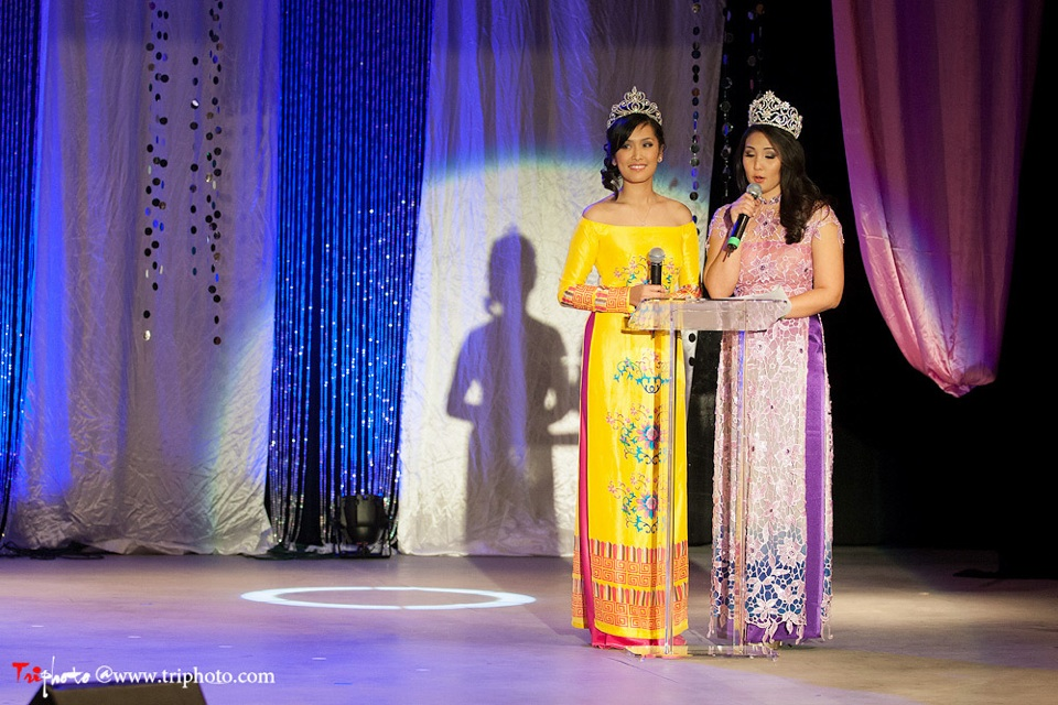 Miss Vietnam of Northern California 2012 Pageant - Hoa Hau Ao Dai Bac Cali 2012 - Image 022
