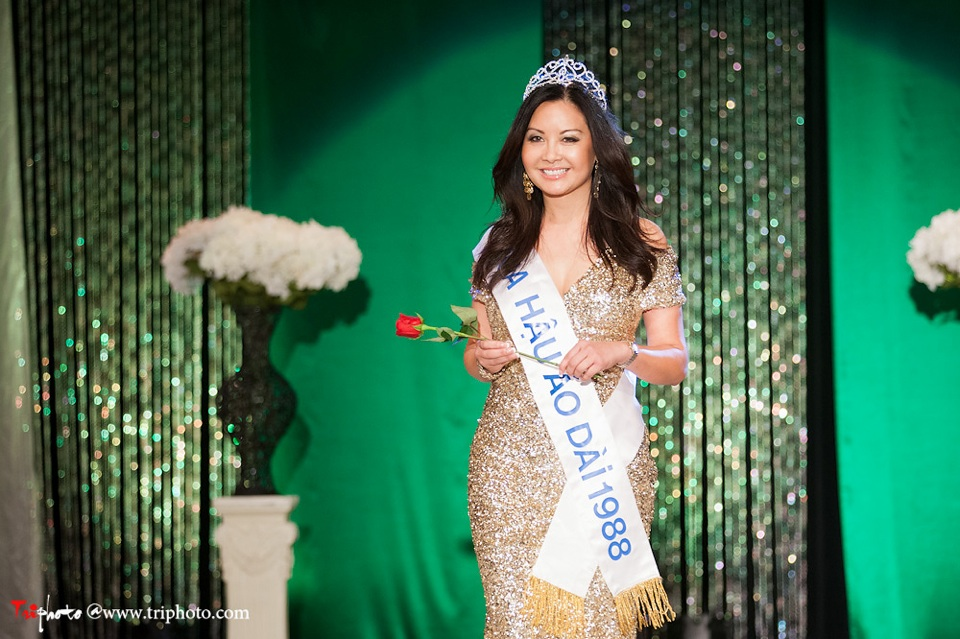 Miss Vietnam of Northern California 2012 Pageant - Hoa Hau Ao Dai Bac Cali 2012 - Image 024