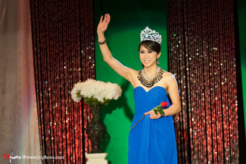 Miss Vietnam of Northern California 2012 Pageant - Hoa Hau Ao Dai Bac Cali 2012 - Image 026