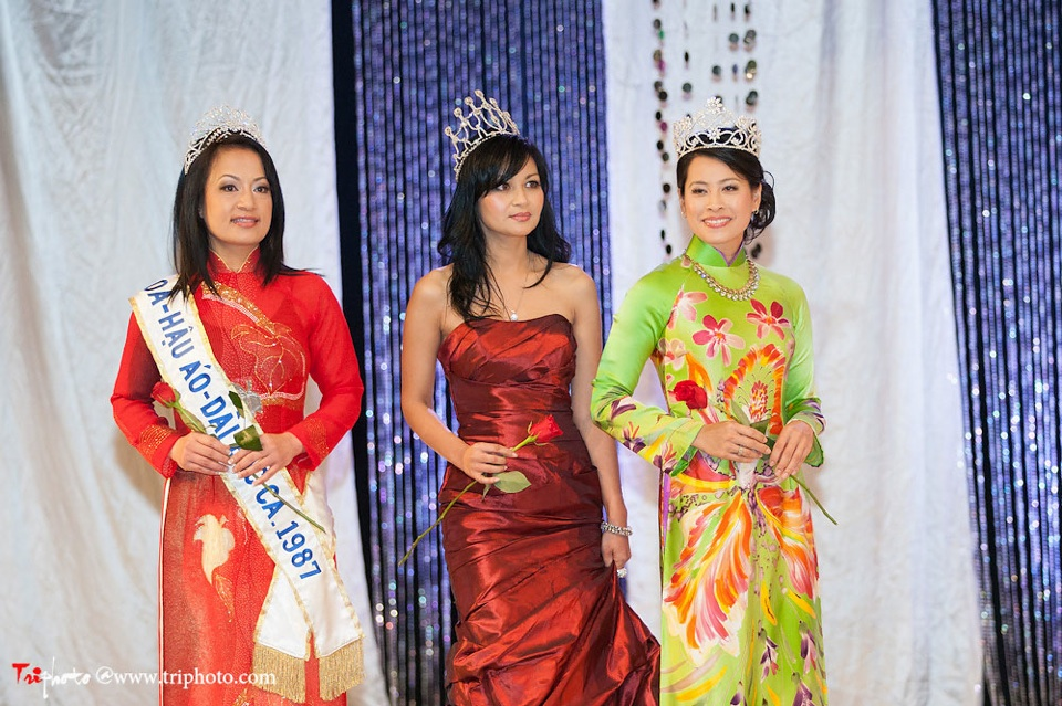 Miss Vietnam of Northern California 2012 Pageant - Hoa Hau Ao Dai Bac Cali 2012 - Image 029