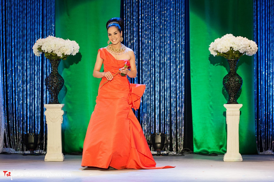 Miss Vietnam of Northern California 2012 Pageant - Hoa Hau Ao Dai Bac Cali 2012 - Image 031