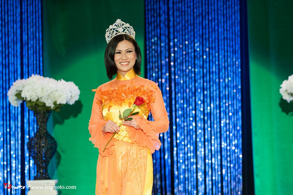 Miss Vietnam of Northern California 2012 Pageant - Hoa Hau Ao Dai Bac Cali 2012 - Image 032