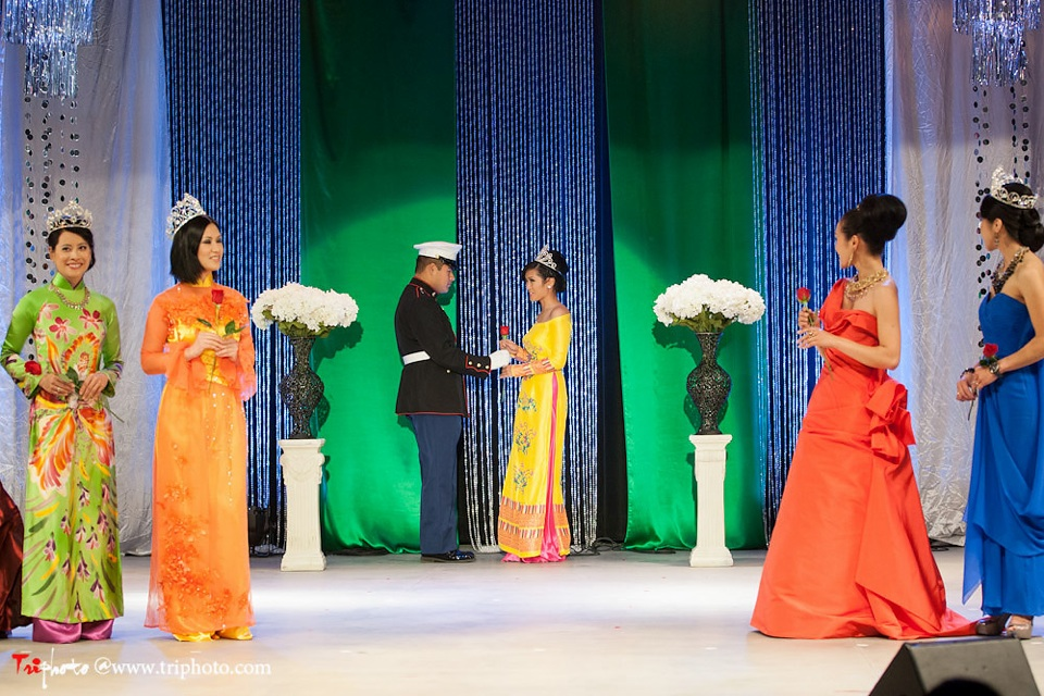 Miss Vietnam of Northern California 2012 Pageant - Hoa Hau Ao Dai Bac Cali 2012 - Image 034