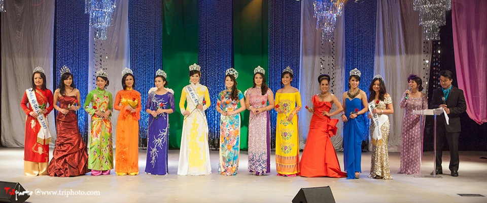 Miss Vietnam of Northern California 2012 Pageant - Hoa Hau Ao Dai Bac Cali 2012 - Image 036
