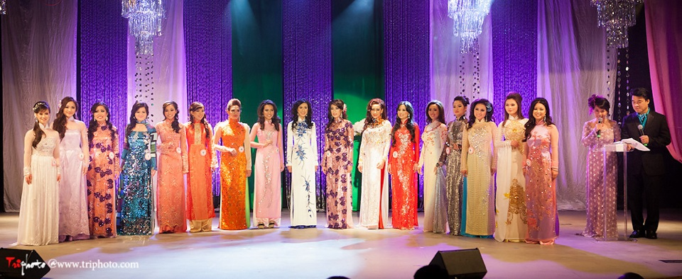 Miss Vietnam of Northern California 2012 Pageant - Hoa Hau Ao Dai Bac Cali 2012 - Image 041