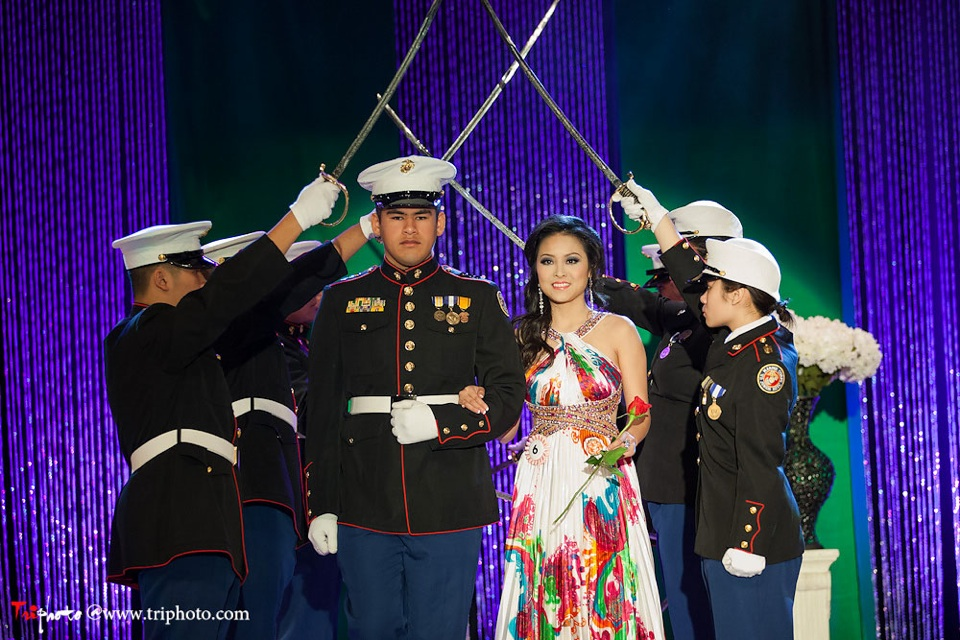 Miss Vietnam of Northern California 2012 Pageant - Hoa Hau Ao Dai Bac Cali 2012 - Image 050