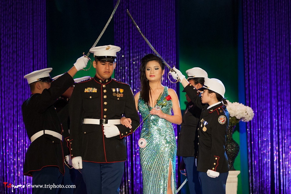 Miss Vietnam of Northern California 2012 Pageant - Hoa Hau Ao Dai Bac Cali 2012 - Image 052