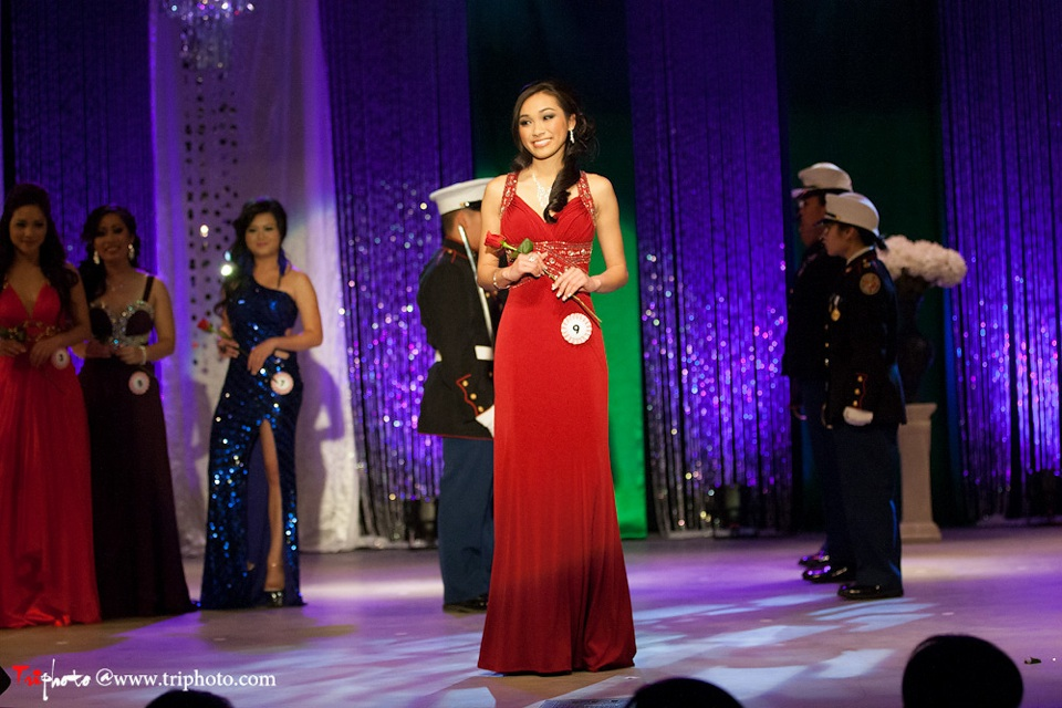 Miss Vietnam of Northern California 2012 Pageant - Hoa Hau Ao Dai Bac Cali 2012 - Image 054
