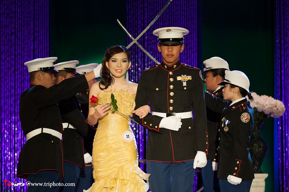Miss Vietnam of Northern California 2012 Pageant - Hoa Hau Ao Dai Bac Cali 2012 - Image 056
