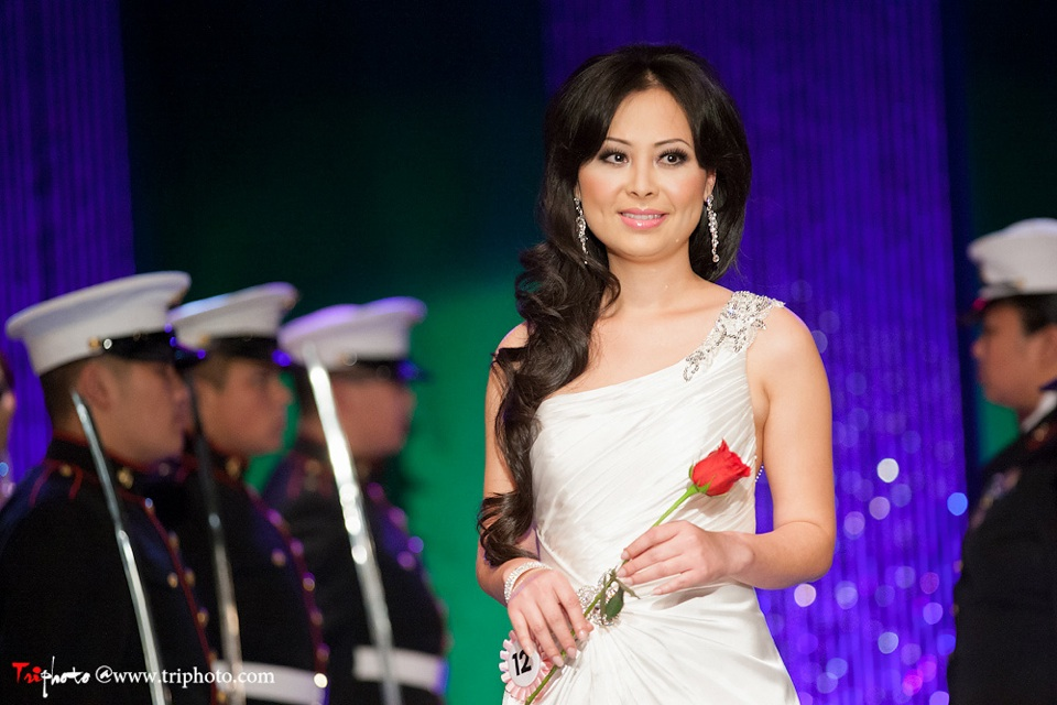 Miss Vietnam of Northern California 2012 Pageant - Hoa Hau Ao Dai Bac Cali 2012 - Image 058