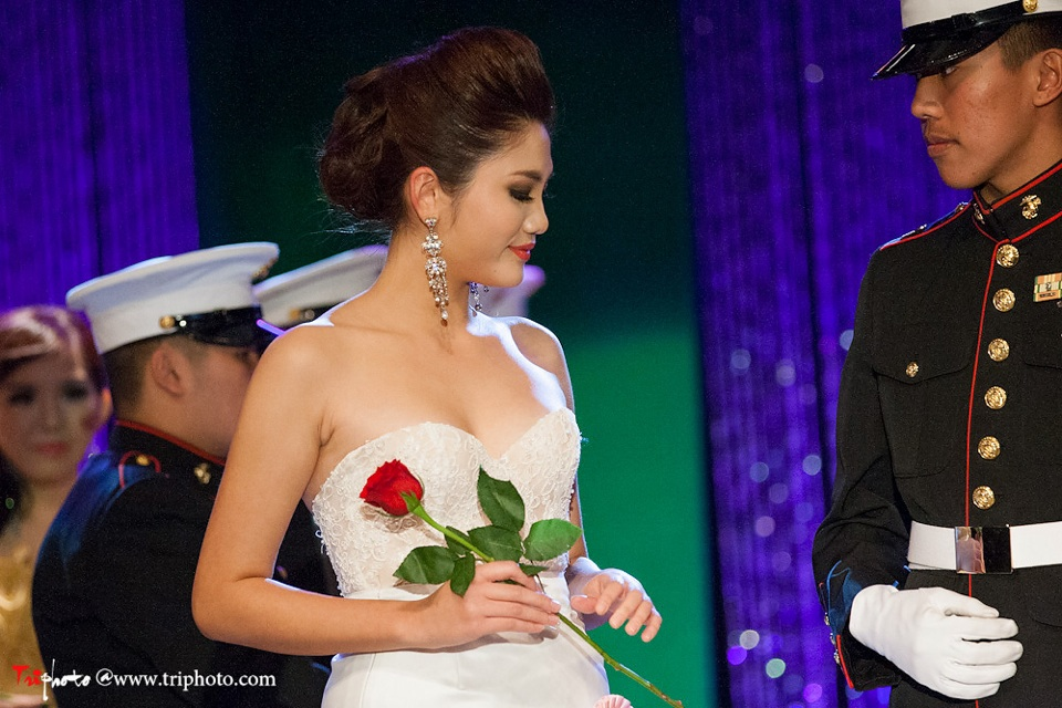 Miss Vietnam of Northern California 2012 Pageant - Hoa Hau Ao Dai Bac Cali 2012 - Image 060