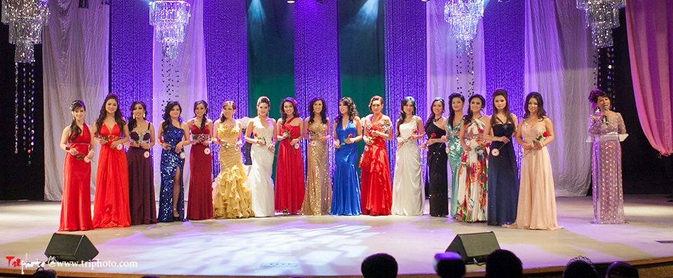 Miss Vietnam of Northern California 2012 Pageant - Hoa Hau Ao Dai Bac Cali 2012 - Image 069